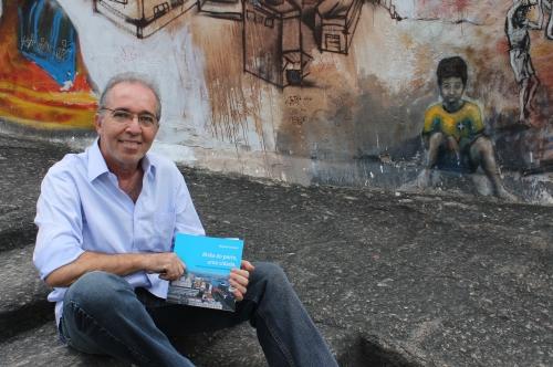 A riqueza de história e da cultura da Região Portuária despertou o interesse do autor Marcelo Schwob